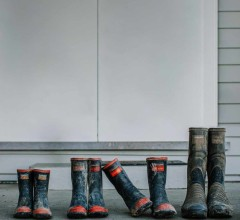 Gumboots Redbands Small